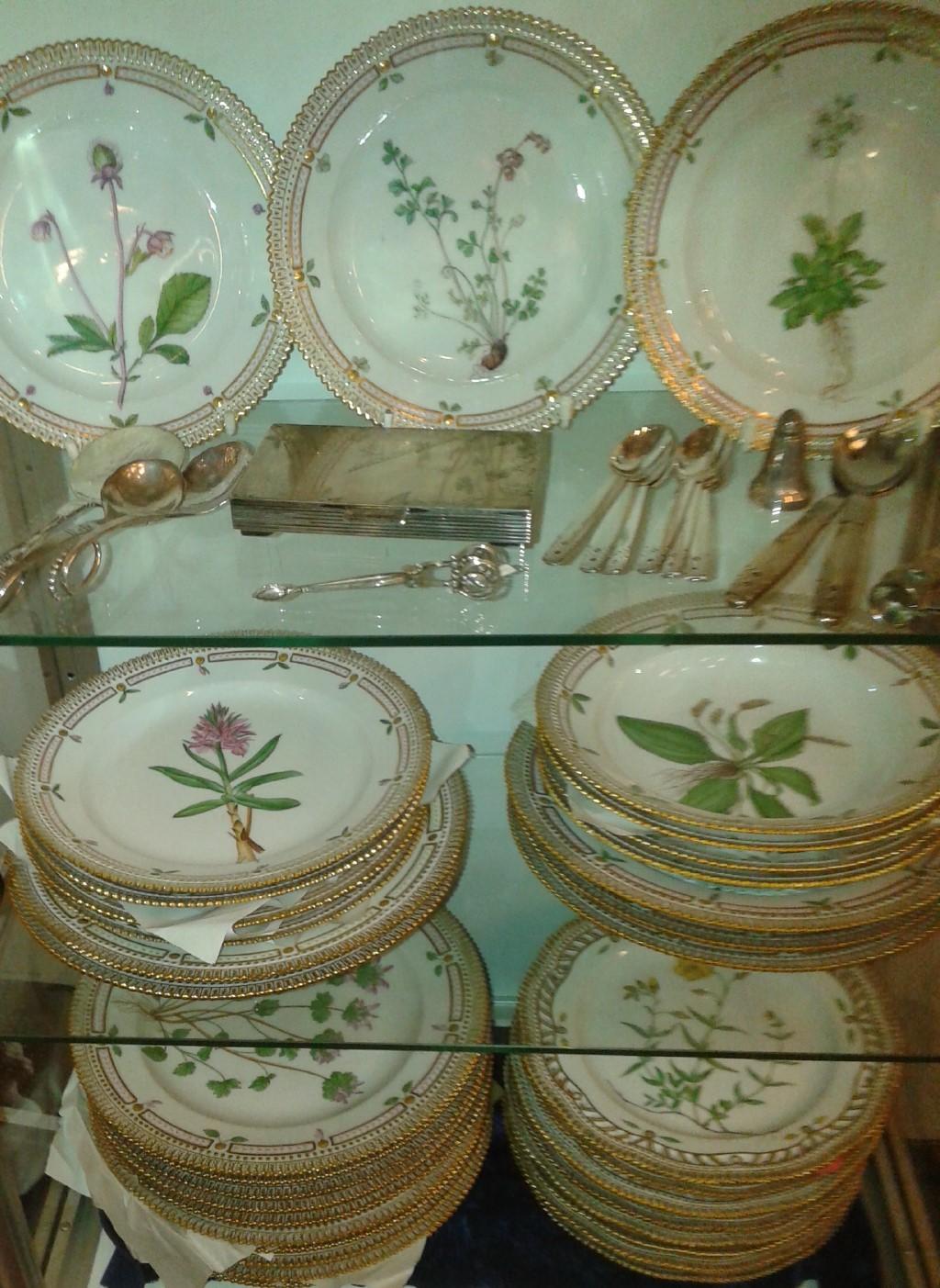 margrethe skåle porcelæn