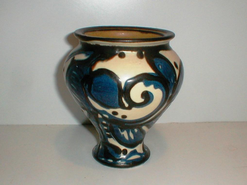 hak keramik Herman A. Kæhler ceramic pottery stoneware Næstved Denmark hak keramik