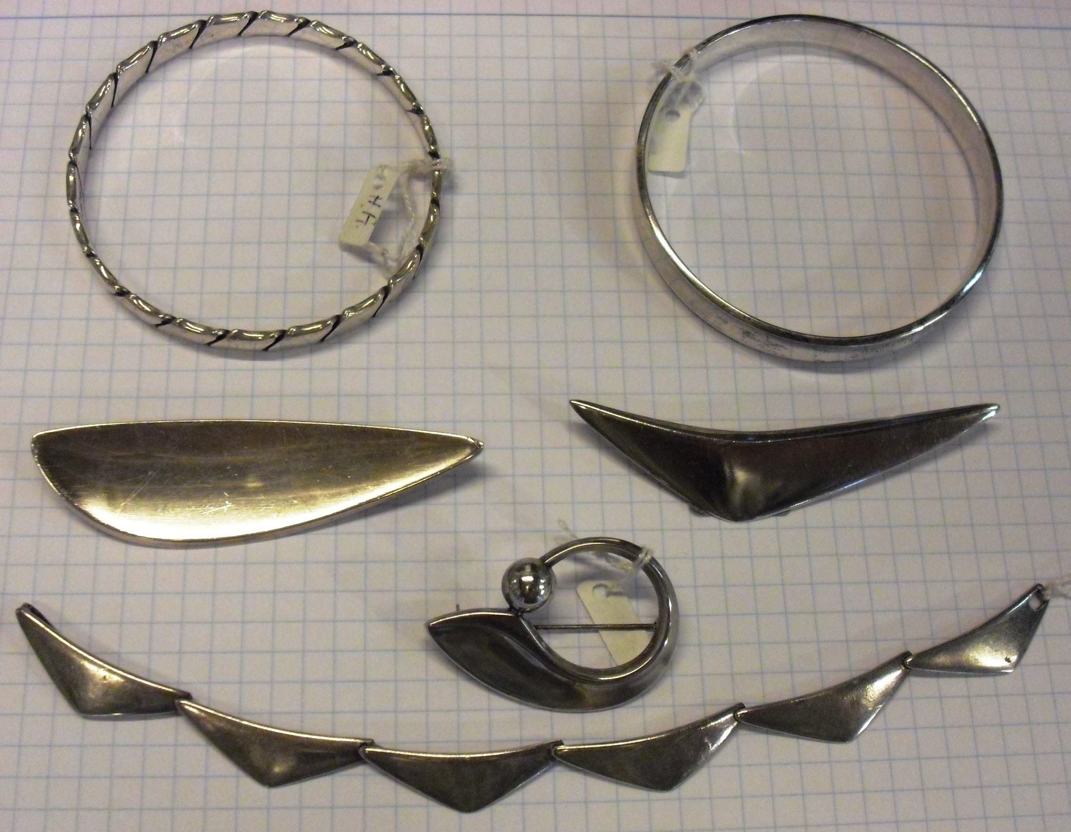 29d8454a0a5 BROCHER BROOCH SMYKKER, sølv sølvsmykker brugte gamle antikke købes ...