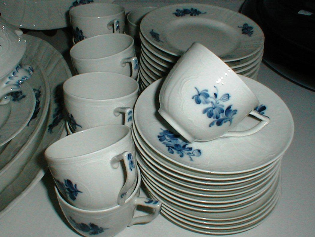 Juliane marie porcelæn