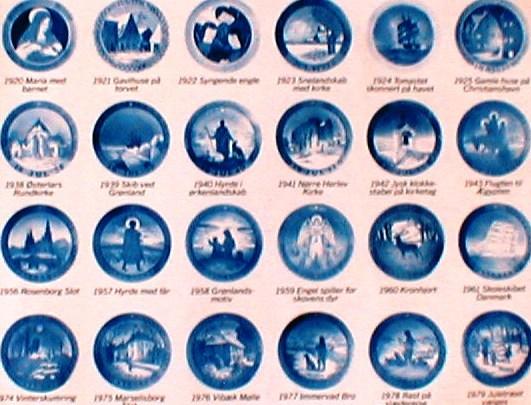 royal copenhagen juleplatter priser