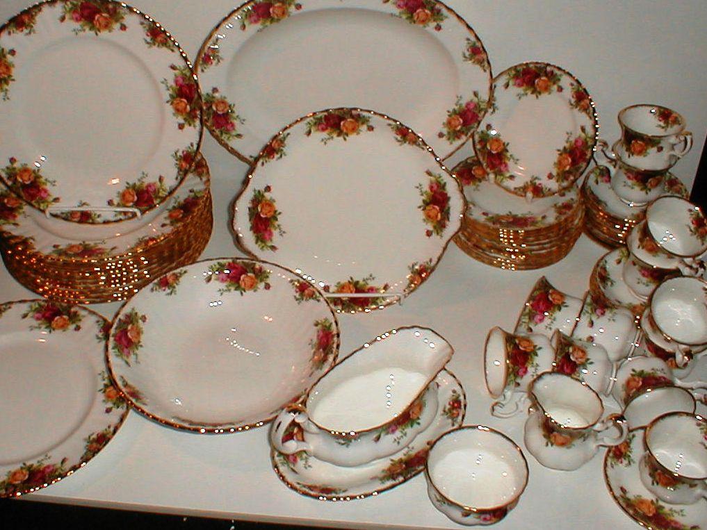 royal albert porcelæn