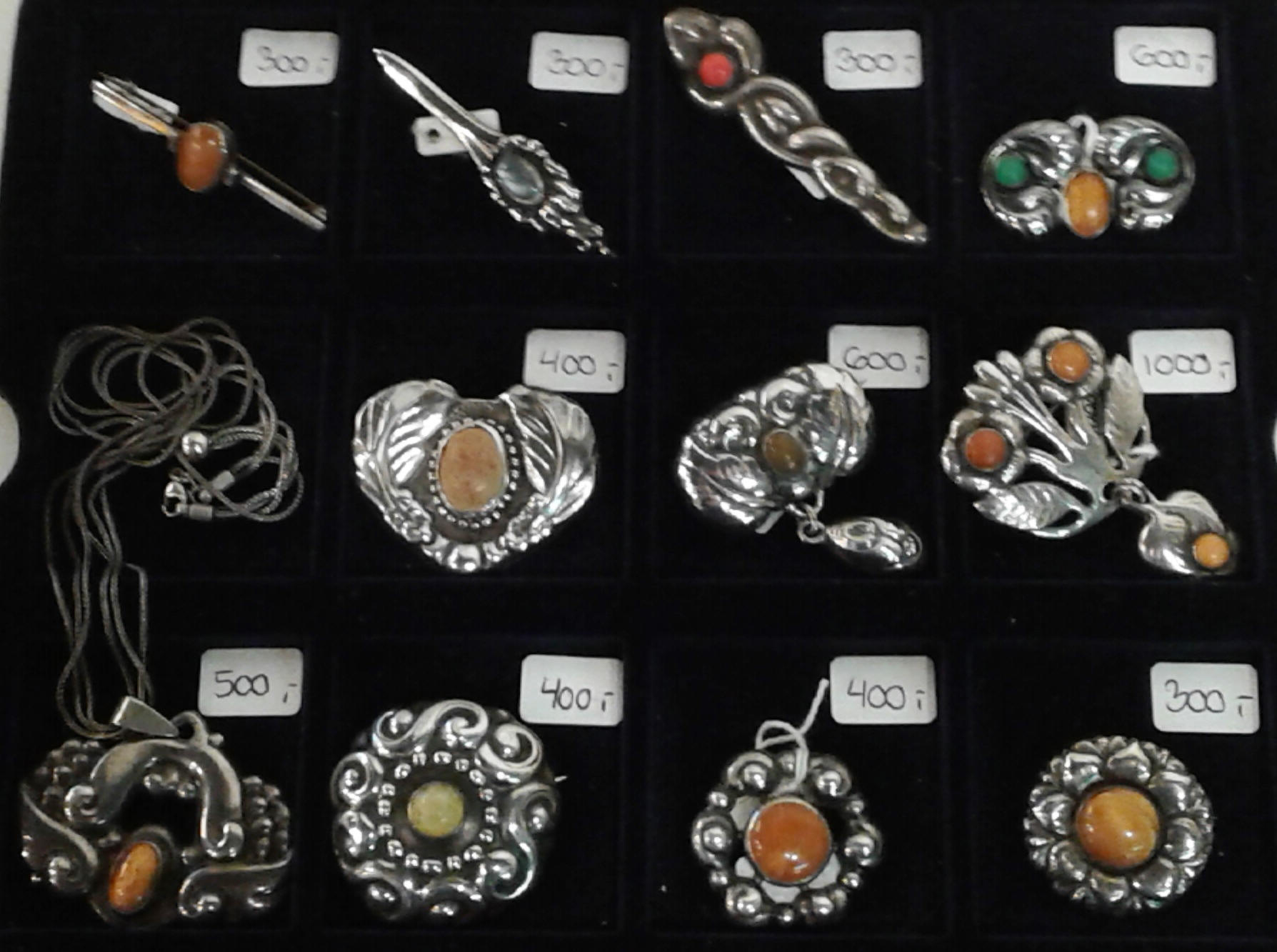 pandora sølv charms