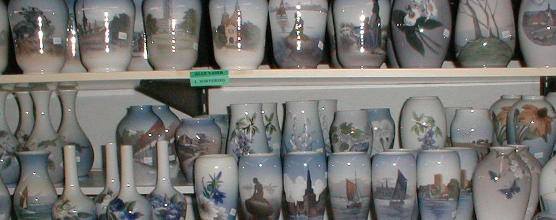 Danish Porcelain Export And Import Royal Copenhagen
