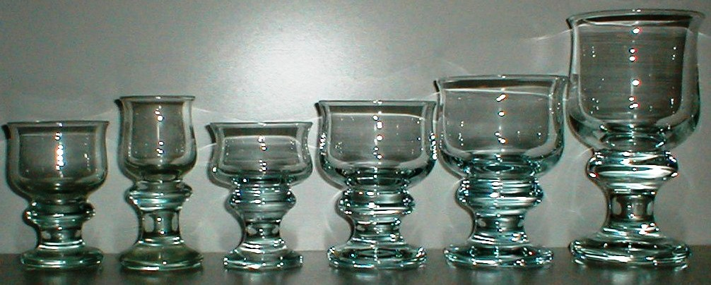Rask TIVOLI HOLMEGÅRD GLASVÆRK GLAS GLASSES VIN Tivoliglas Per Lütken OQ-76